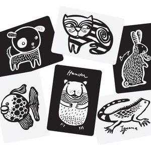 Wee Gallery Art cards Pets Wee Gallery