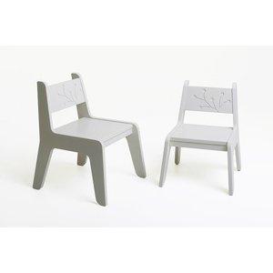 Kukkuu Kukuu  bird & berry stoel 40x37x50 cm