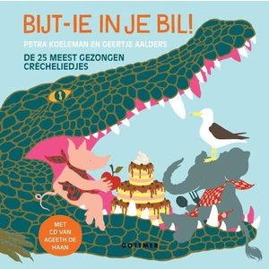 Gottmer Bijt-ie in je bil! + CD