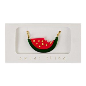 Meri Meri Meri Meri Watermelon Necklace Ketting