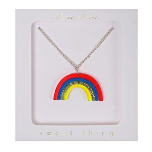 Meri Meri Meri Meri Rainbow Necklace Ketting