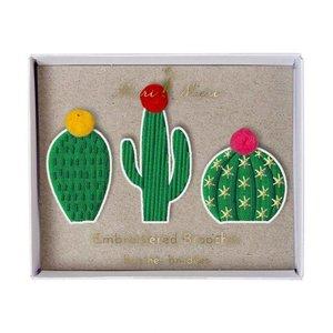 Meri Meri Meri Meri Cactus Broches