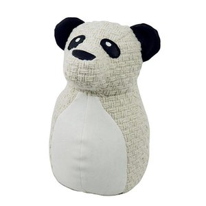 The Zoo ROCKY PANDA doorstopper/bookend