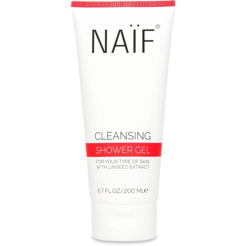 Naif Naif Mama Reinigende Shower Gel 200 ml