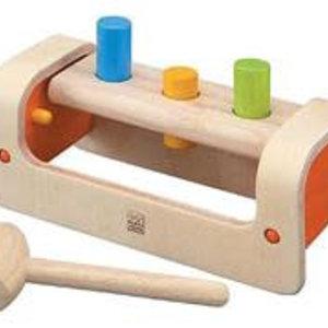 Pounding bench Plan Toys