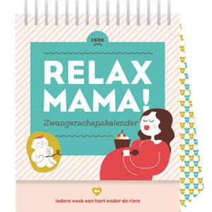Snor Relax Mama! Zwangerschapskalender