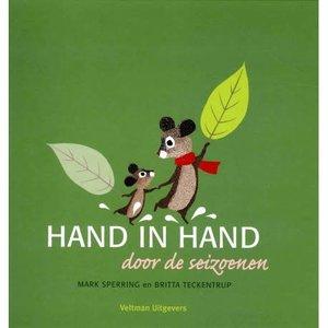 Veltman Hand in hand door de seizoenen. Mark Sperring, Britta Teckentrup