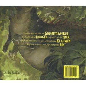 VBK Media/ de Fontein Gigantosaurus. Jonny Duddle