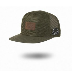 Tiny Turtle Cap Soft Shell Green