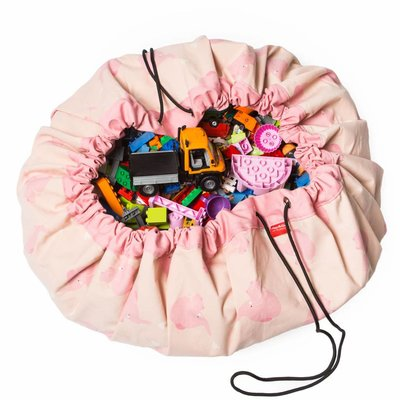 Play & Go Play & Go Speelkleed Pink Elephant a Little Lovely Company Design