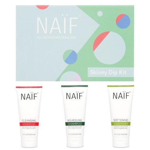 Naif Naif Skinny Dip gift set