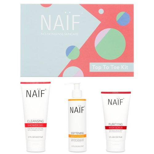 Naif Naif Top to Toe gift set