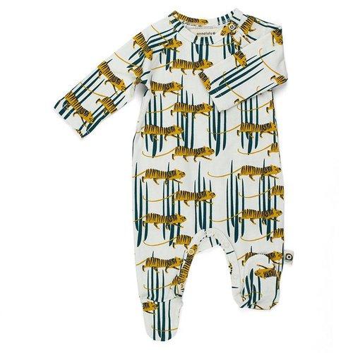 Onnolulu Pyjama met voetjes Tiger