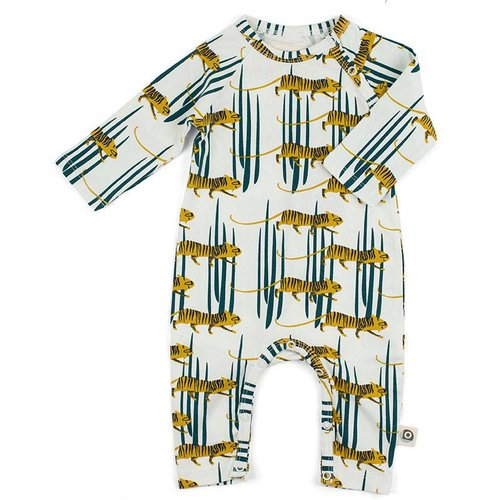 Onnolulu Jumpsuit / onesie Tiger