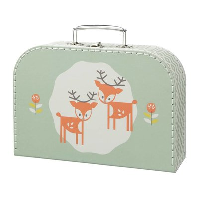 Fresk Fresk koffertje Deer 28,5 x 19,5 x 9 cm