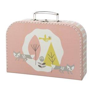 Fresk Fresk koffertje Fox 28,5 x 19,5 x 9 cm
