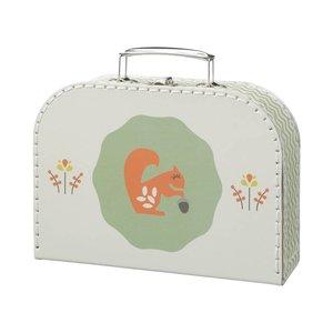 Fresk Fresk koffertje Squirrel 24 x 18 x 8 cm