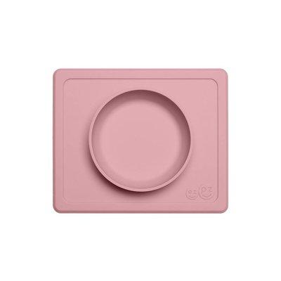 EZPZ EZPZ Mini bowl Placemat & bowl in one Blush/ Roze