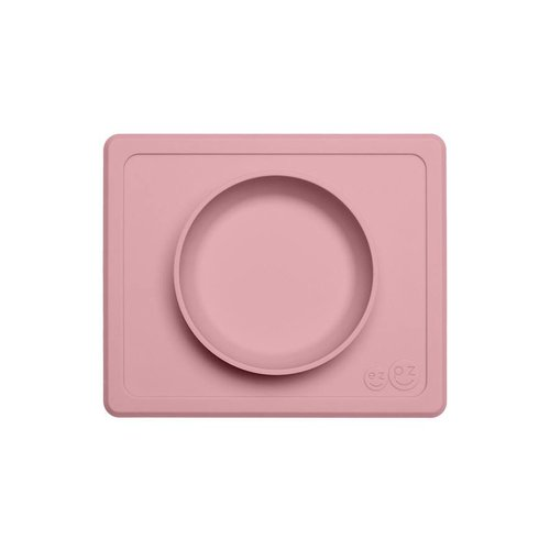 EZPZ EZPZ Mini bowl Placemat & bowl in one Blush/ Roze