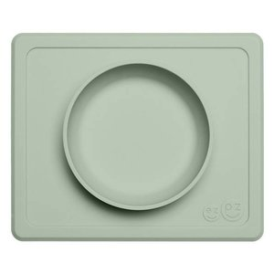 EZPZ EZPZ Mini bowl Placemat & bowl in one Sage/ groen