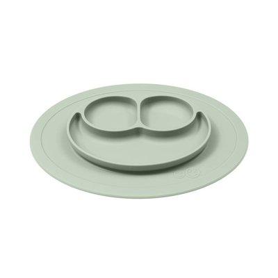 EZPZ EZPZ Mini mat Placemat & plate in one Sage/ groen