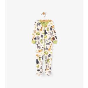 Hatley Safari Adventure Pyjama met voet