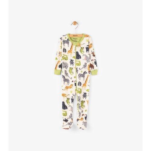 Hatley Hatley Safari Adventure Pyjama zonder voet