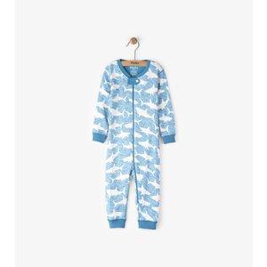 Hatley Shark Alley Pyjama zonder voet