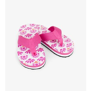 Hatley Hatley Flip flops Pink Sarchi maat 24 - 2/4 jaar