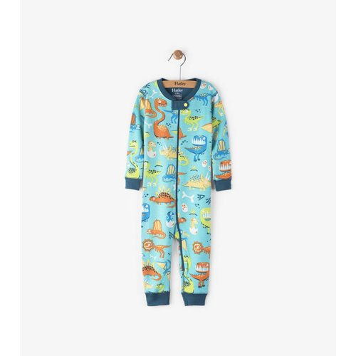 Hatley Hatley Dinosaur Land Pyjama zonder voet