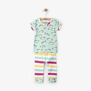 Hatley Hatley Roly Poly Unicorns Pyjama set