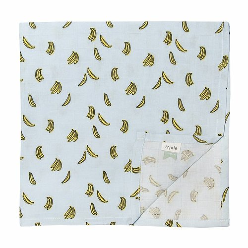 Trixie Trixie Hydrofieldoeken 110x110 cm  Bananas