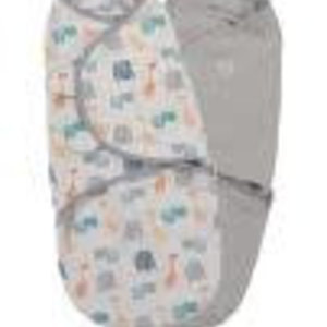 SwaddleMe 2-pack Bohemian jungle small (0-3 maanden)