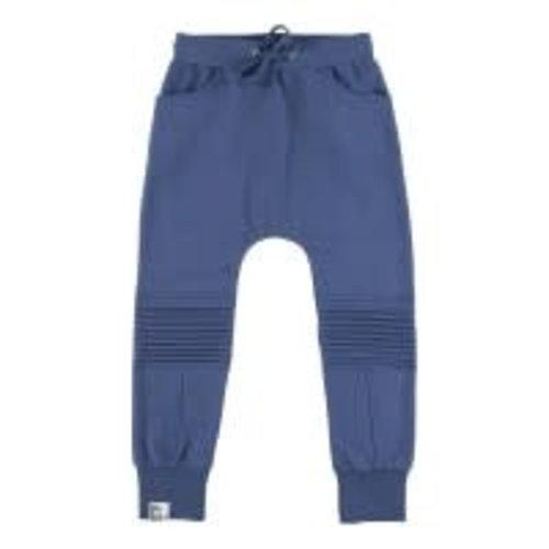 Six Hugs Sweatpants Biker Blue