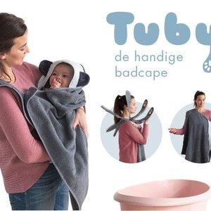Tuby badcape Panda