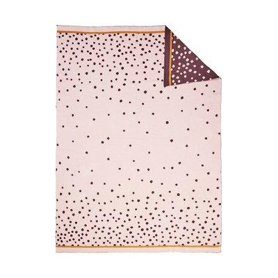 Done by Deer Done by deer babydeken happy dots blush 80x100