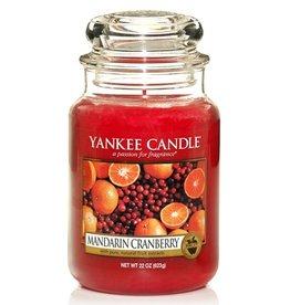 Yankee Candle - Mandarin Cranberry Large Jar
