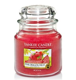 Yankee Candle - Pink Dragon Fruit Medium Jar