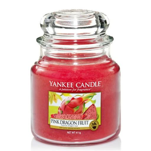 Yankee Candle - Pink Dragon Fruit Medium Jar