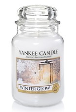 Yankee Candle - Winter Glow Large Jar