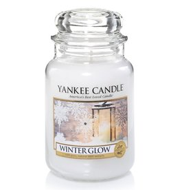 Yankee Candle - Winter Glow Large Jar