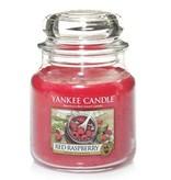 Yankee Candle - Red Raspberry Medium Jar