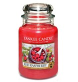 Yankee Candle - Red Raspberry Large Jar