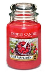 Yankee Candle - Red Raspberry Large Jar