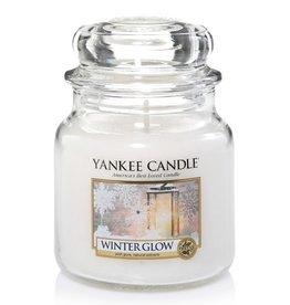 Yankee Candle - Winter Glow Medium Jar
