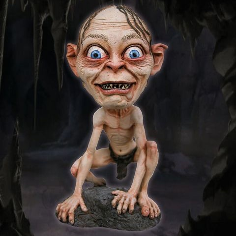 The Lord of the Rings - Smeagol Head Knocker