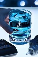 Star Trek - U.S.S. Enterprise Glassware (Set of 4)