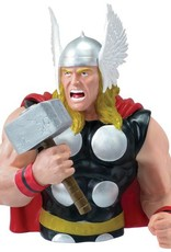 Thor - Retro Bust Money Bank