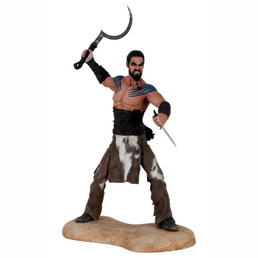 Game of Thrones - Khal Drogo Action Figure