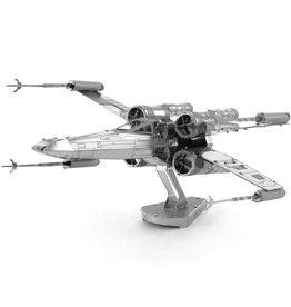 Star Wars - X-Wing Fighter 3D Metal Model Kit